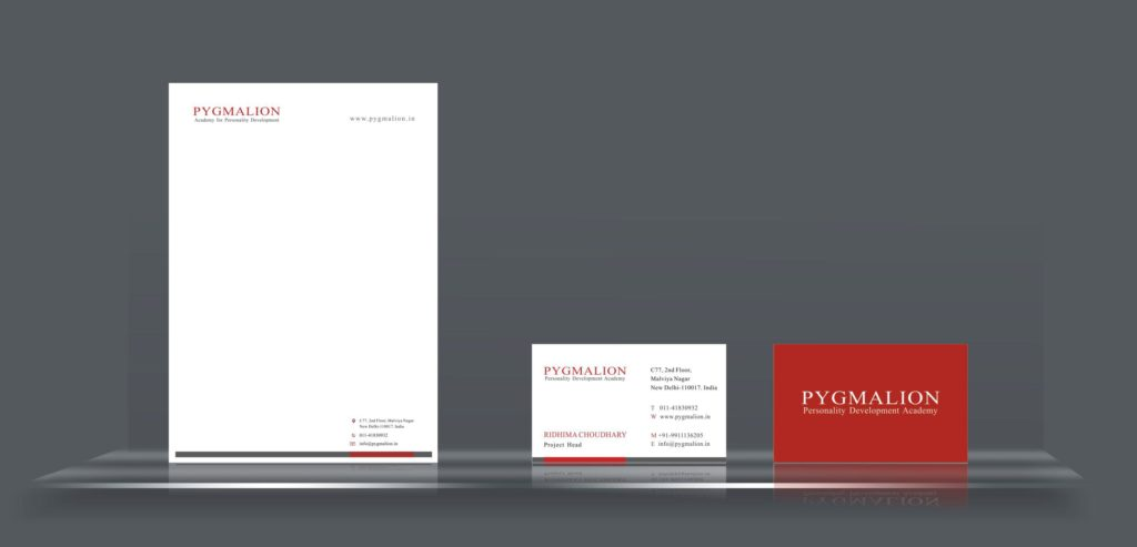 pygmalion-stationery